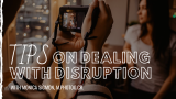 Tips on Dealing with Disruption with Monica Sigmon