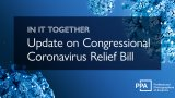 #InItTogether Update on Congressional Coronavirus Relief Bill