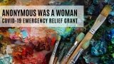 Anonymous Was a Woman Announces COVID-19 Emergency Relief Grant